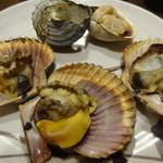 磯料理ヨット - 焼き貝