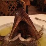 トラットリア・バッフォ - 鯛の頭