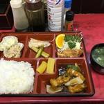 中華料理 ミンラク - スペシャル定食ごはん大