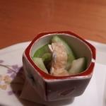 鳥茶屋 - 白瓜