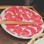 木曽路 藤沢店 - 国産牛ロース肉