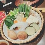 木曽路 藤沢店 - 野菜