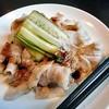 翔龍 - 料理写真:豚肉ニンニクソースがけ