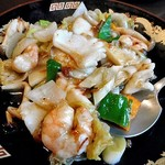 翔龍 - 海鮮XO醬炒め