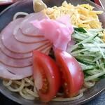 小谷食堂 - 料理写真:冷やし中華