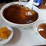 宝来亭 - 料理写真:カニ玉飯(700円)