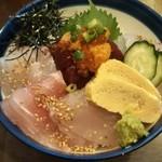 海街丼 - 銚子港まかない丼