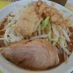 ラーメン ヒカリ - 味噌ラーメン800円