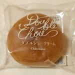 シャトレーゼ - ダブルシュークリーム(108円)