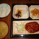 9046667 - 2011-08-09富士山 山小屋の中で最も美味しいと言われている夕食