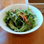 レストラン アジュール - サラダ