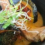 Spice&mill - 特製チャーシューと野菜のスープカレー