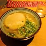 久留米うどん - 丸天(うどん)