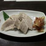 韓式居酒屋 アッパ - 蒸し豚