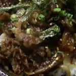 韓式居酒屋 アッパ - 焼肉丼ぶりアップ