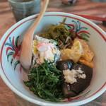 Fujioka - 野菜料理その1