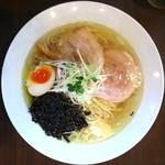 麺屋 愛心 - 料理写真:特製中華香味そば(極上はまぐり香味清湯)