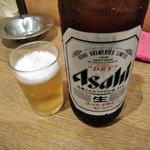 立飲み たきおか 3号店 - 瓶ビール