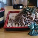 蕎麦屋 - 料理写真:ざるそば400円