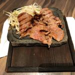 粋な肉 - 炙り牛タン