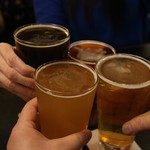 麦酒庵 - 地ビールでカンパ〜イ♪♪♪