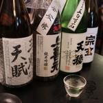 麦酒庵 - 飲んだ日本酒逹