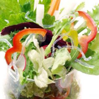 安心・安全な野菜が味わえるお店