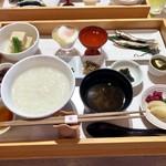 90472883 - 御饌の朝かゆ、1,200円