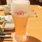 うらめし屋 平じ - 生ビール