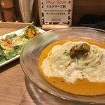 90473122 - 平成30年7月限定、雲丹と豆乳の贅沢冷やし麺¥950