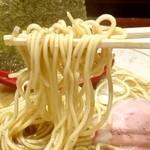 niboshichuukasobasuzuran - ストレート細麺