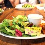 ラ ココリコ - ランチ前菜&サラダ