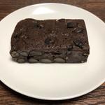 選果工房 - 黒豆のブラウニー 260円