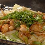 お好み焼・鉄板焼 88 パチパチ - 料理写真