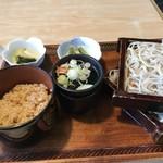 そば処 はせ川 - 料理写真:料理