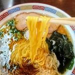 拉麺人生 - 麺も旨い!スープも旨い!