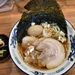横浜家系ラーメン 壱角家 - 料理写真: