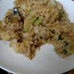 中国料理 紅龍房 - チャーハン