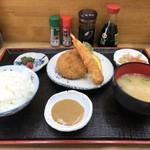 藤原 - 500円でこれがいただける幸せ(2018.8.7)