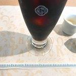 資生堂パーラー - 暑くても寒くてもアイスコーヒー