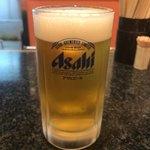 泉門天 - ●生ビール(並)580円税込