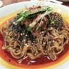 Menyakuukai - 料理写真:冷やし黒胡麻担々麺2018.8.4