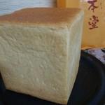 一本堂 - 料理写真:アイス食パン380円