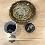 手打ち蕎麦みながわ - 鹿児島県産 夏新そば十割せいろ¥1.000