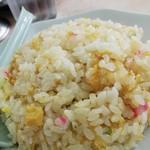 昌龍 - セットの炒飯