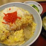 さかい軒 - 料理写真:かつ丼650円♪