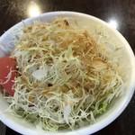 山ちゃん - キャベツサラダ