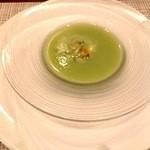 90490947 - キュウリの冷製スープ