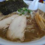 麺屋十郎兵衛 - 煮干ラーメン(\700税込み)