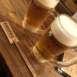 バード・スペース - 生ビールで乾杯